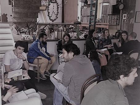 Curso de Empreendedorismo Criativo da Escola Perestroika na Casa da Ari