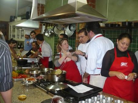 Novidade na Casa da Ari - Gastronomia como ferramenta da área de Recursos Humanos