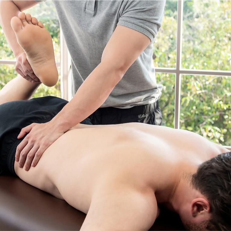 Fitbak Massage IN PERSON PROGRAM