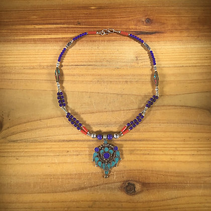 Nepalese Handmade Necklace