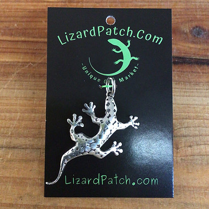 .925 Big Ol' Lizard Pendant
