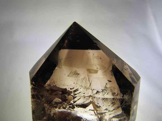 Phantom Smoky Quartz Crystal