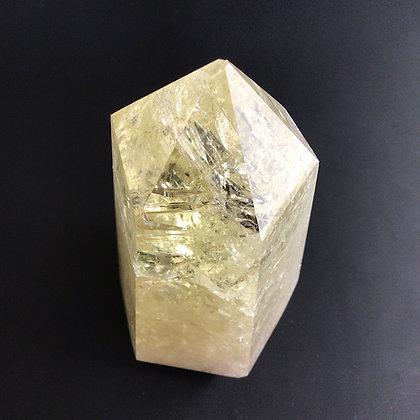 """Citrine/Lemon Quartz Crystal 3.85"""""""