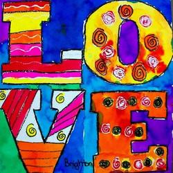 60's art inspired art camp