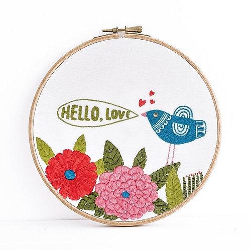 Embroidery DIY kits