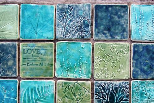 Clay Tile Workshop