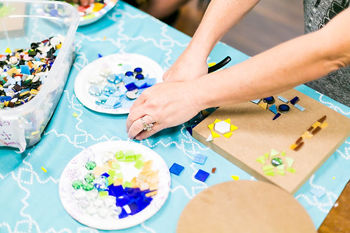 SUMMER ART CAMP JULY 26-29