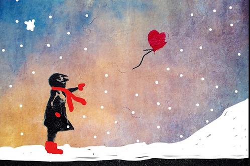 Banksy inspired Paint Night