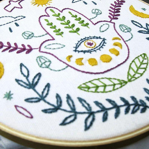 Embroidery DIY kits