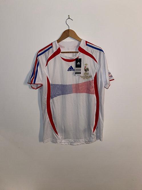 France Away Shirt 2006