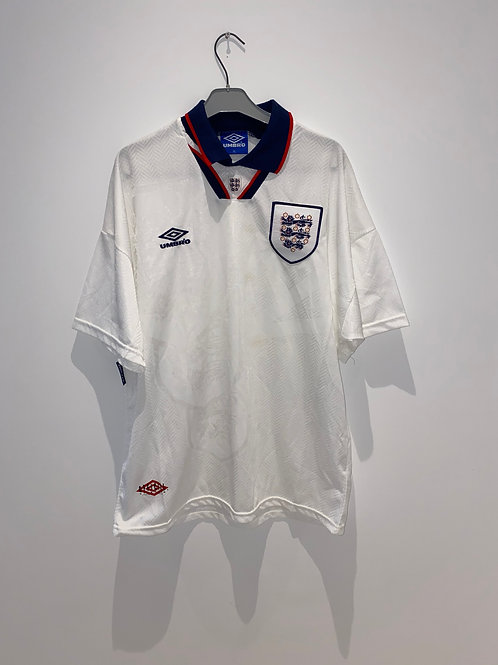 England Home Shirt 1994