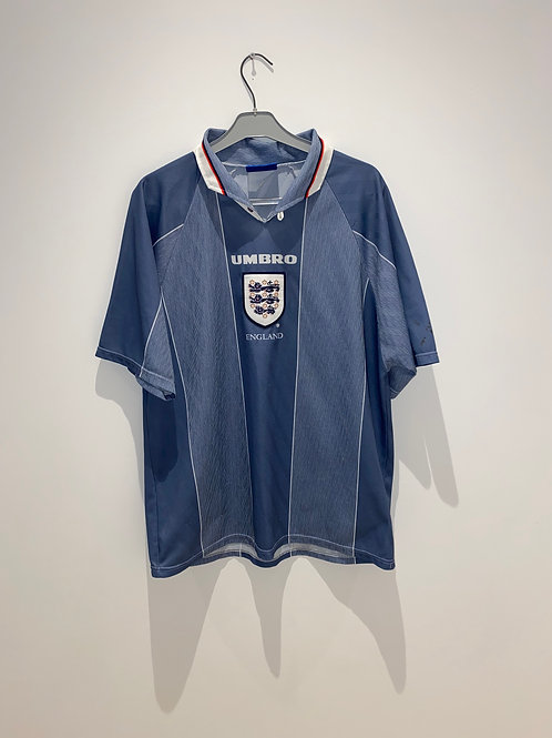 England Away Shirt 1996/97