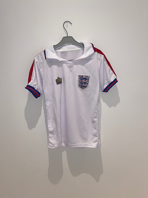 England Home Shirt 1974/80