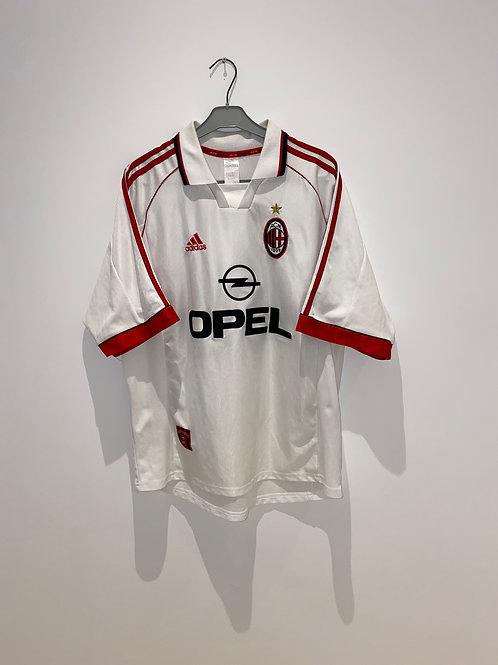 AC Milan Away Shirt 2000
