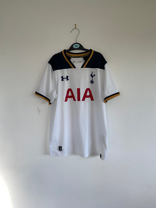 Spurs Home Shirt 2016/17