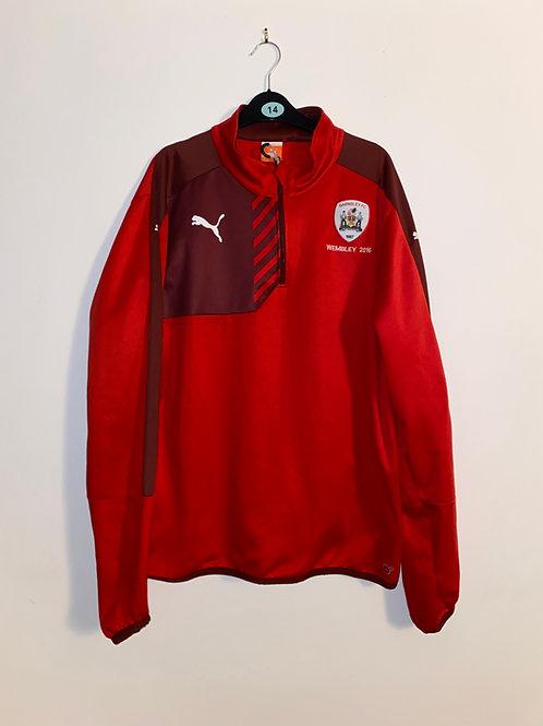 Barnsley Training Jacket
