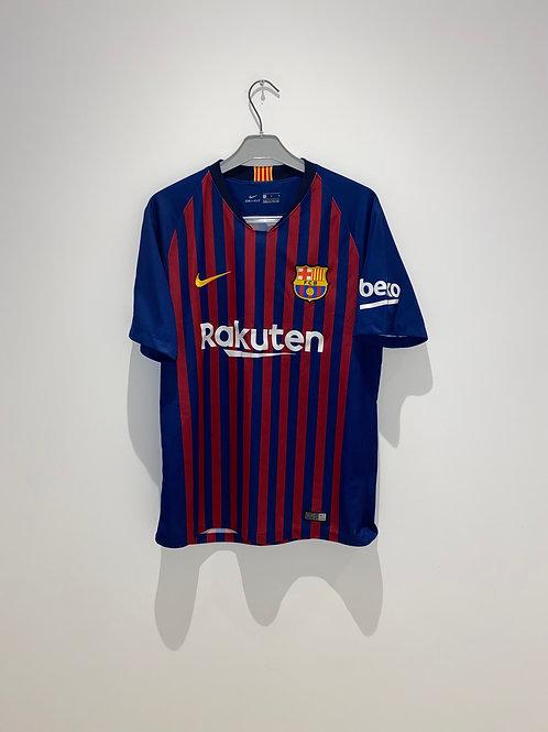 Barcelona Home Shirt 2018/19