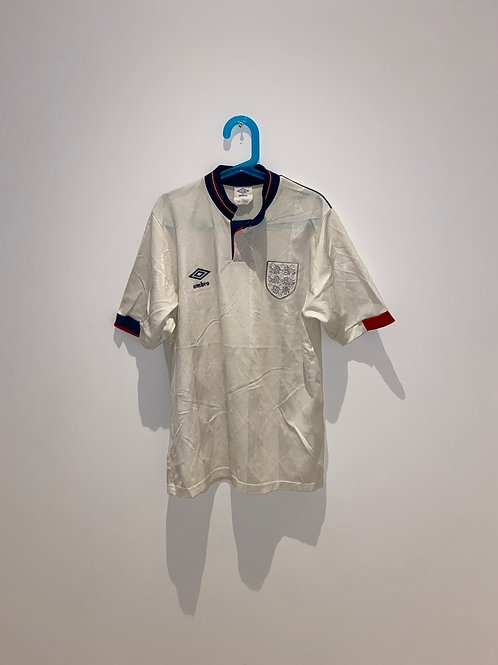 England Home Shirt 1988