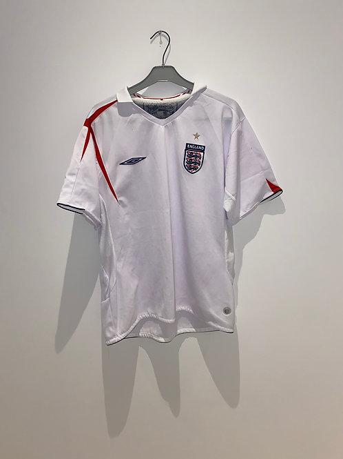 England Home Shirt 2004/06