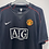 Thumbnail: Nani Manchester United Away Shirt 2007/08