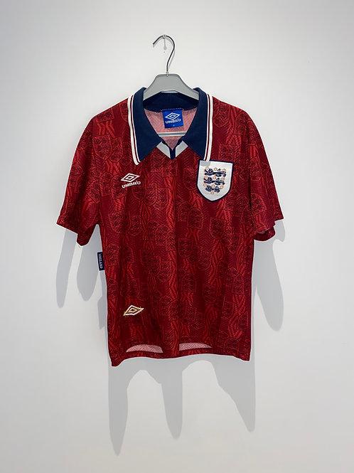England Away Shirt 1994