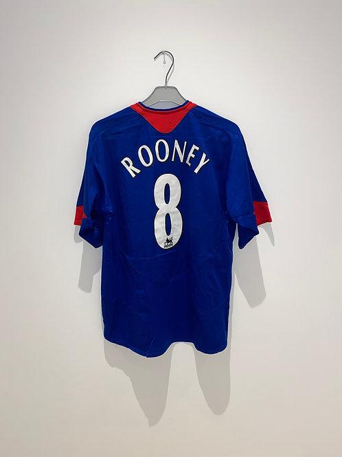 Rooney Manchester United Away Shirt 2005/06