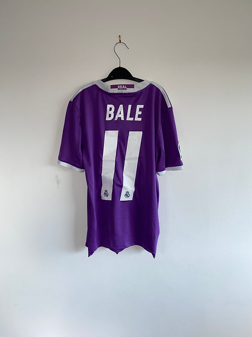 Bale Real Madrid Away Shirt 2016/17