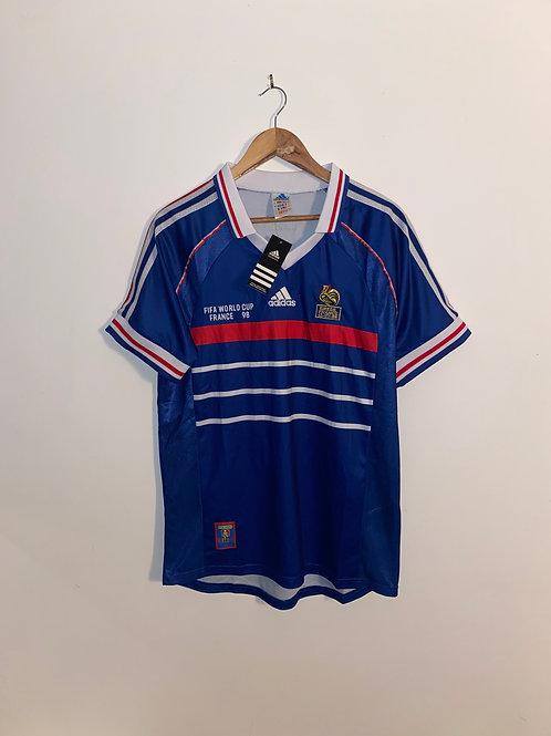 France Home Shirt 1998