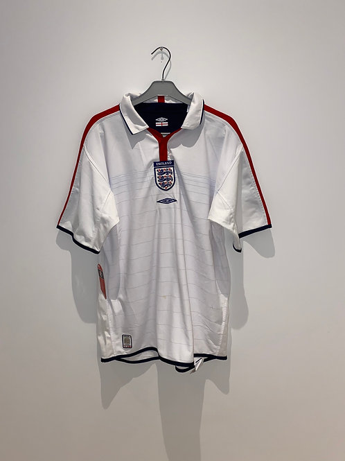 England Home Shirt 2003/05