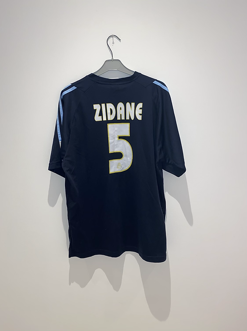 Zidane Real Madrid Shirt 2003/05
