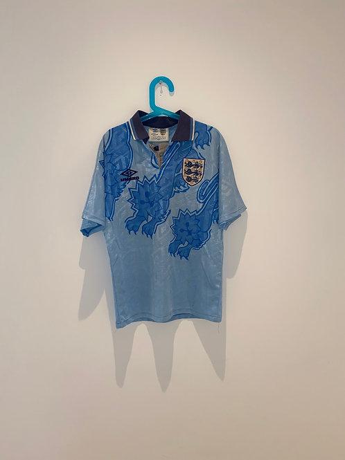 England Third Shirt 1992