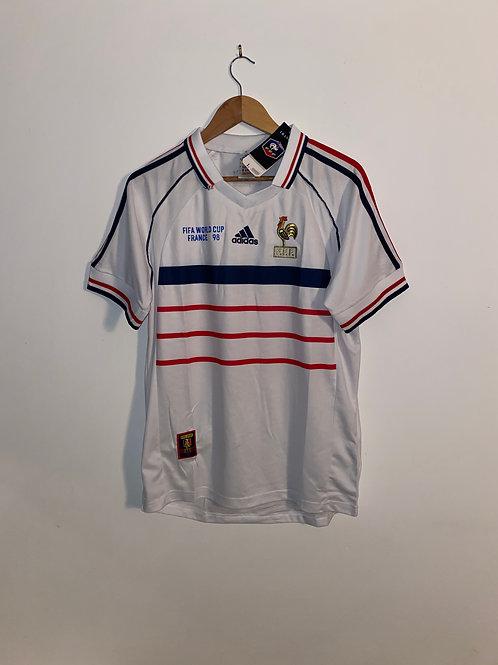 France Away Shirt 1998