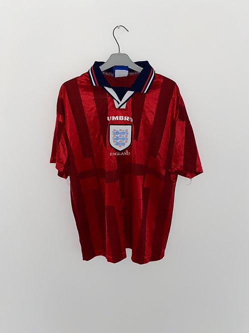 England Away Shirt 1997/99