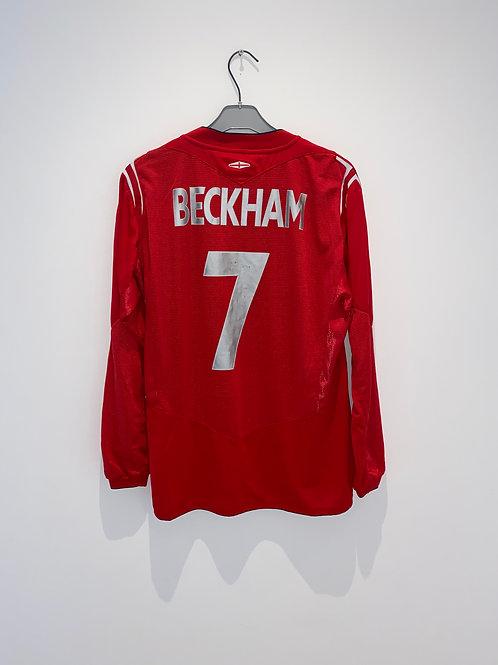 Beckham England Away Shirt 2004/06