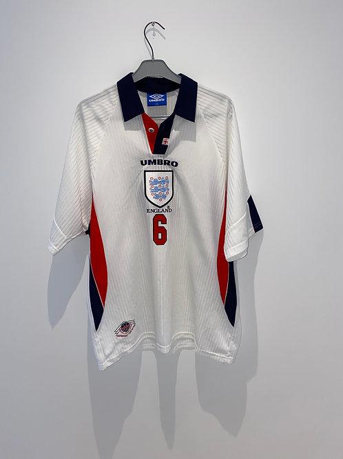 England Home Shirt 1998