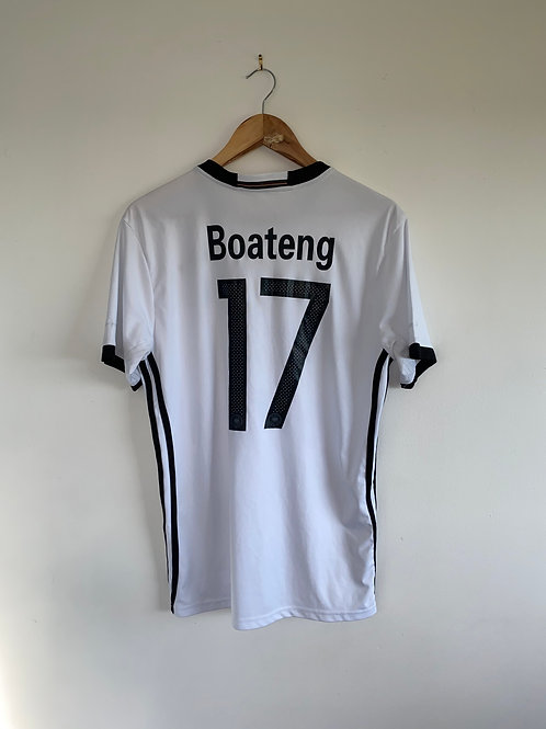 Boateng Germany Home Shirt 2016