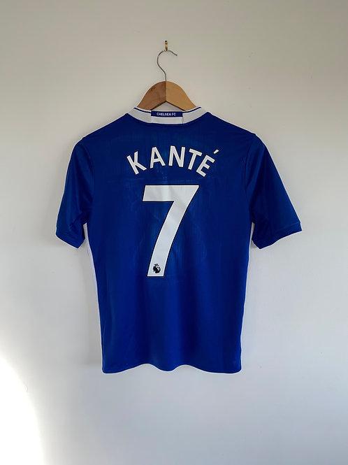 Kante Chelsea Home Shirt 2016/17