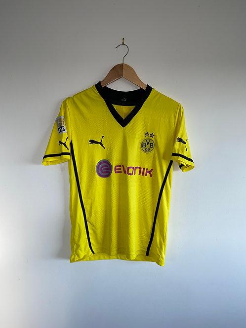 Gundogan Borussia Dortmund Home Shirt 2015/16