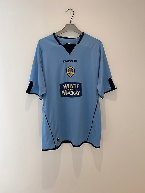 Leeds Away Shirt 2004/05