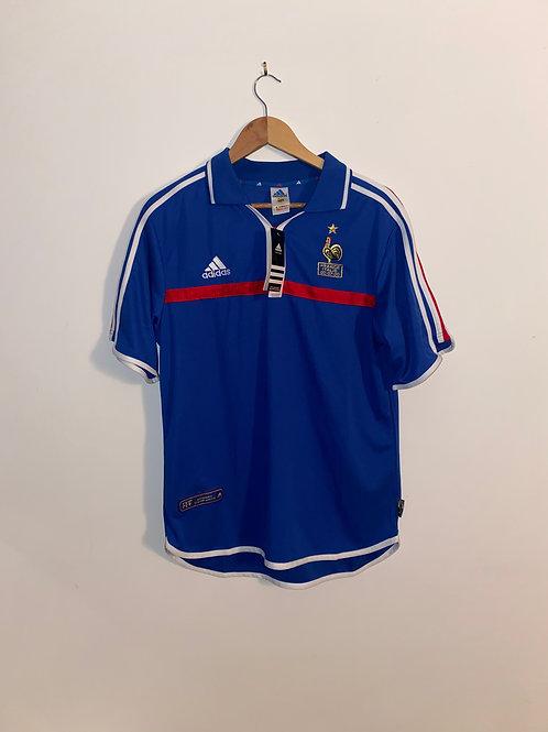 France Home Shirt 2000
