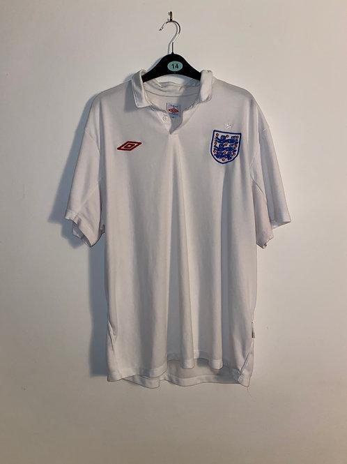 England Home Shirt 2010