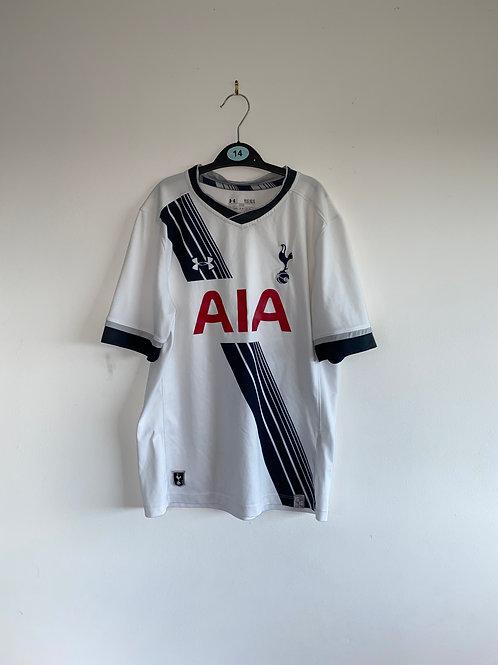 Spurs Home Shirt 2015/16