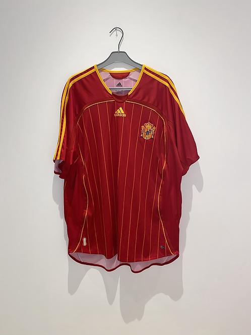 Spain Home Shirt 2006