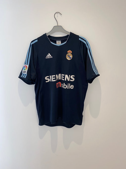 Real Madrid Away Shirt 2003/04