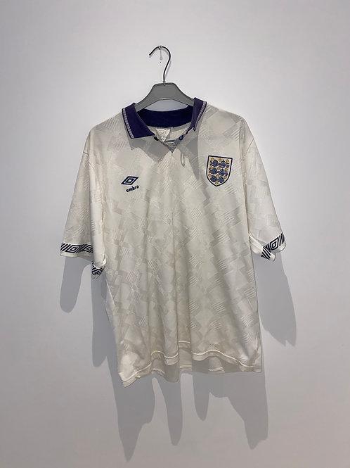 England Home Shirt 1992