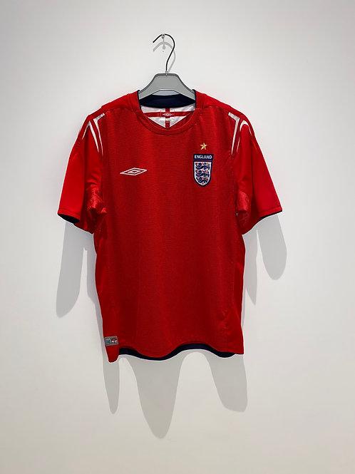 England Away Shirt 2004/06