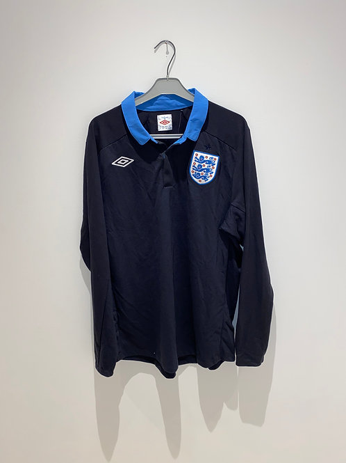England Away Shirt 2012