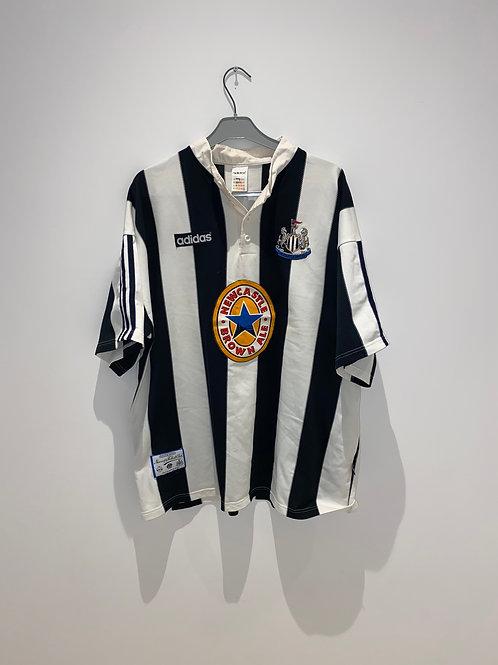 Newcastle Home Shirt 1995/97
