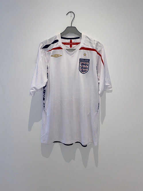 England Home Shirt 2004/06