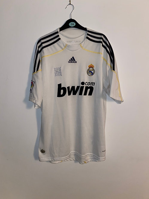 Real Madrid Home Shirt 2009/10